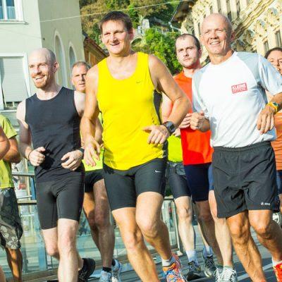 City Lauftreff statt City Run 2.0