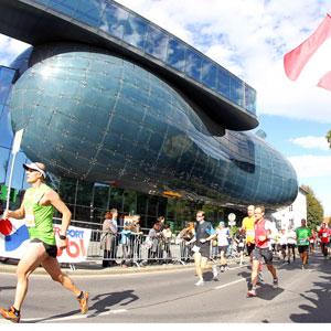 Die neue Graz Marathon-Homepage