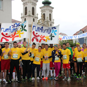"""run4unity"" Benefizlauf"