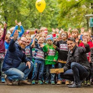 Lauter Sieger am 1. Tag des Graz Marathon Wochenendes!