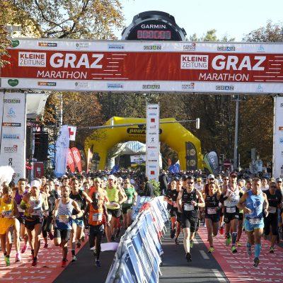 Das war der Graz Marathon 2019