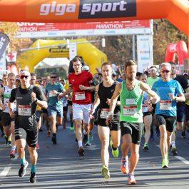 Verschenke einen Graz Marathon Gutschein