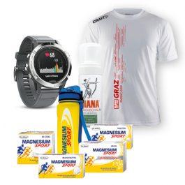 Graz Marathon Anmeldegewinnspiel