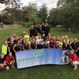 Graz Marathon Lauftreff